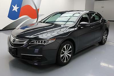 2016 Acura TLX  2016 ACURA TLX HEATED SEATS SUNROOF REARVIEW CAM 4K MI #008794 Texas Direct Auto