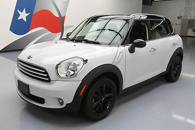 2014 Mini Countryman  2014 MINI COOPER COUNTRYMAN AUTO HTD SEATS PANO 23K MI #R39240 Texas Direct Auto