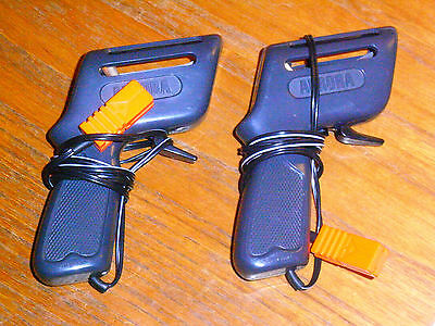 PAIR 2x AFX Tomy controllers,, excellent condition, Aurora hand control pair