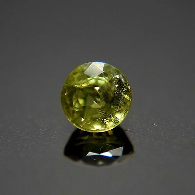 1.63 Ct Color Shift Natural Grossular-Andradite  Green Garnet(Mg-012)