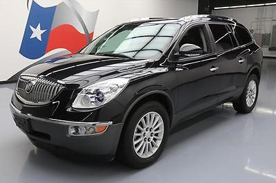 2012 Buick Enclave  2012 BUICK ENCLAVE LEATHER 7PASS HTD SEATS REAR CAM 66K #142146 Texas Direct