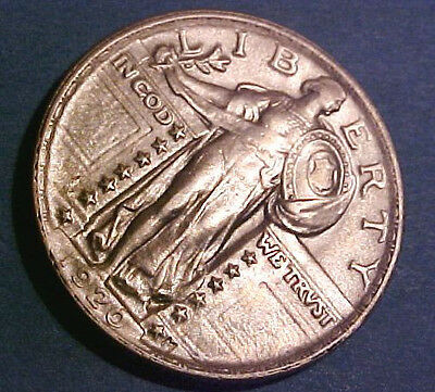 1920-P Standing Quarter ~Choice Brilliant Uncirculated    ☆☆Make An Offer☆☆ Save