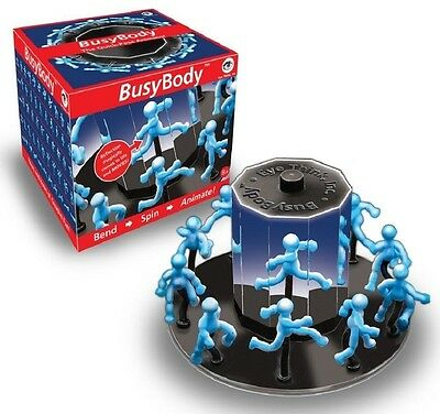 BusyBody Quick-Pose Animator Praxinoscope Toy by Eye Think