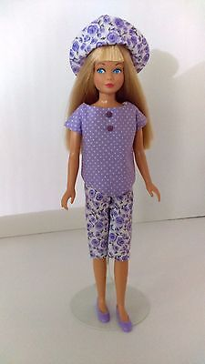 Handmade Vintage Reproduction Skipper Summer Outfit