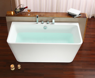 FREESTANDING bath tub EYRE 1700X750- stock take CLEARANCE rate