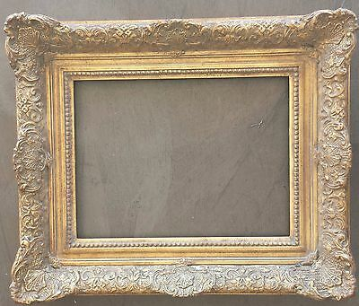 Composition on Wood Picture Frame  - EB25