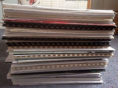 Lot Of 120 Original Press Books