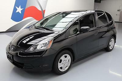 2012 Honda Fit  2012 HONDA FIT HATCHBACK AUTOMATIC CRUISE CTRL 34K MI #039127 Texas Direct Auto