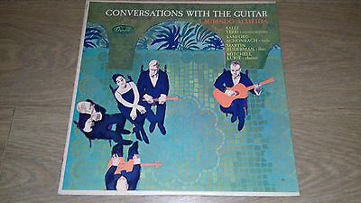 Conversations With The Guitar Laurino Almeida P8532