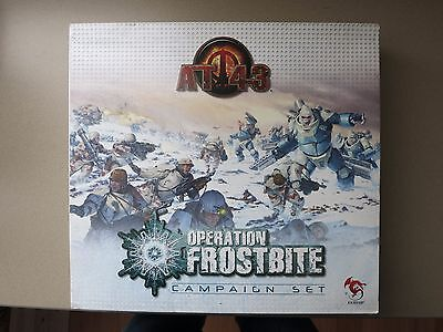 Operation Frostbite Campaign Set AT-43 Rackham