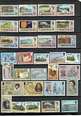 Great Britain Stamps Jersey Stamps United Kingdom Stamps