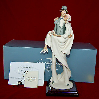 """G.ARMANI """"UNITED IN LOVE"""" #2093C Magnificent Made in Italy! MIB! Reg.450$"""