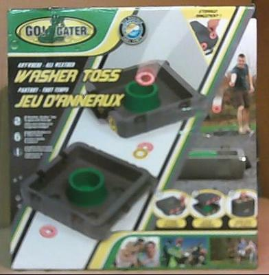 Go Gater Washer Toss Game