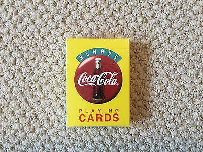 NEW  Vintage Always Coca Cola Playing Cards