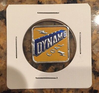 Dynamo Coal Mining Scatter Tag