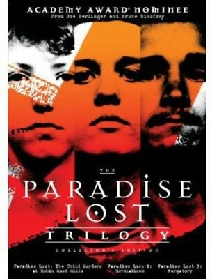 The Paradise Lost Trilogy [New DVD] Boxed Set, Collector's Ed