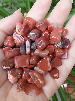 Natural red agate stones the coarse crystal healing from Madagascar 80g #70120