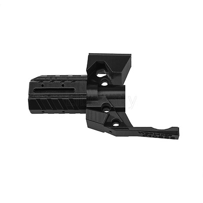 Worker Mod 3D Printed Adaptor Attachment for Nerf Stryfe F10555 Front Barrel Toy