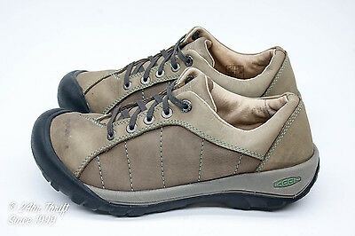 VGC! KEEN Briggs Women's Size 8.5 Lace-up Oxford Brown
