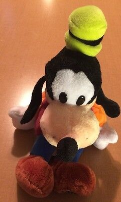 Walt Disney World Plush Goofy 10""
