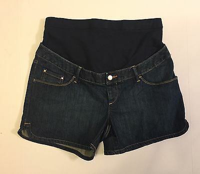 Old Navy Maternity Jean Shorts Size Medium