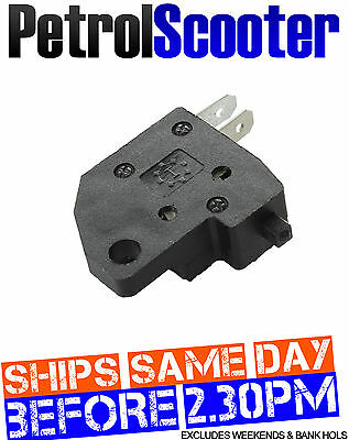 Stop Light Switch Tail Brake Lever Chinese Road Scooter Hydraulic 49cc 125cc