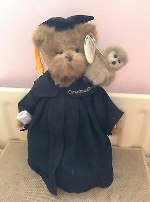 Bearington Bear Collection, Wise and Guy.