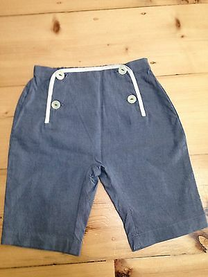 Jacadi Baby Boy Trousers Size 6 Months