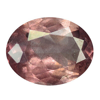 1.46 ct HUGE UNIQUE RARE NATURAL FROM EARTH MINED PINKISH RED MALAYA GARNET