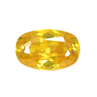 0.20 ct BEST GRADE DEEP ORANGE COLOR SPARKLING 100% NATURAL PAKISTAN SPHALERITE