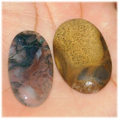 80.00 Cts Fab Top Wholesale Mix Lot Agate Antique A++  Loose Cab Gemstone
