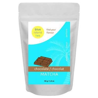 Organic Chocolate Matcha Green Tea