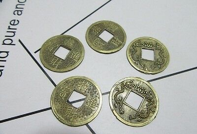 500 Chinese Fengshui Auspicious I Ching Coins 23mm