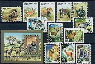 (Ta17167) Wild Animals, Small Collection, Um/mnh, See Scan