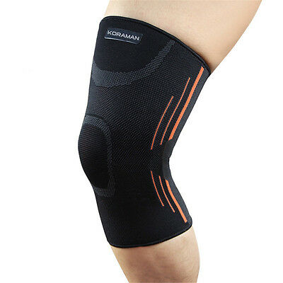 Brace Wrap Protector Safety Knee Pads Sports Leg Elastic Guard Knee Support