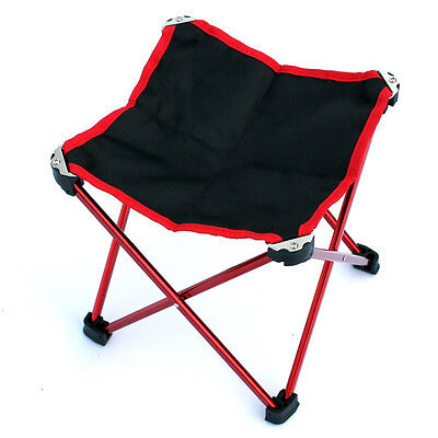 Folding Picnic For Fishing Seat BBQ Camping Stool Light weight Chair Portable