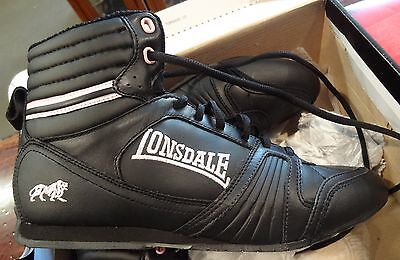 Lonsdale Tornado Boxing Boots Ladies