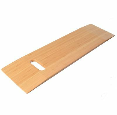 30'' (75cm) Panda Bamboo Wood Straight Transfer Board (up to 30 stone)