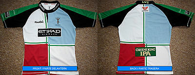 Harlequins 2009 2010 Away Jersey - Size Large - Rugby Union English Premiership