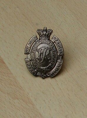 Queen Victoria's Corps of Guides badge