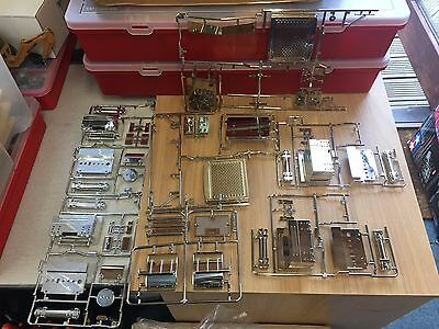 56344 Tamiya 1/14 Grand Hauler Truck Parts Lot