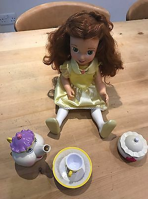 Talking Belle Doll