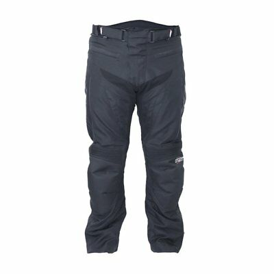 RST 1891 Blade 2 Motorcycle Motorbike Leather Armoured Jeans Trousers - Black