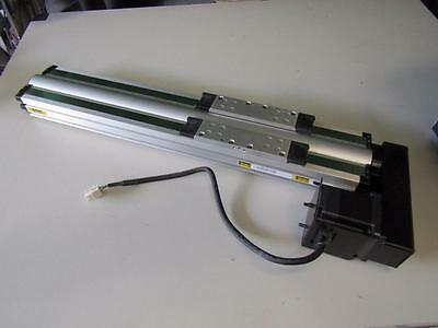 Large Parker Leadscrew Driven Linear Slide With Stepper Motor. 34cm travel.