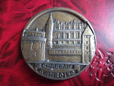 MEDALLION 3.5 cms DIAMETER POSS FROM FRANCE 1994 in good condition.