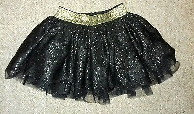 Baby Girls Black Tutu Skirt George 9-12 months