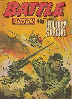 Battle Holiday Special 1981 - near perfect.