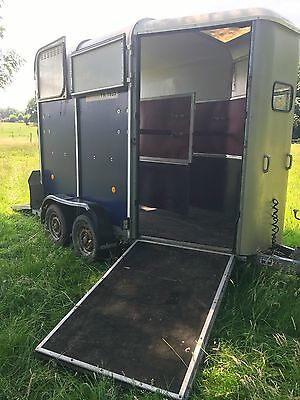 Ifor Williams HB505 Horse Trailer Box