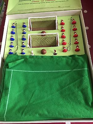 Subbuteo Club Continental Set- Very Good Condition