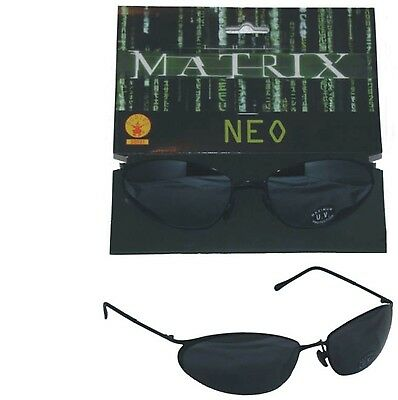 The Matrix - Sunglasses - Neo - Officially Licensed - UV Protection